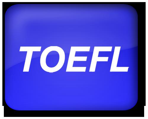TOEFL ICON